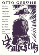 Fridericus - German Movie Poster (xs thumbnail)