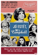Buona Sera, Mrs. Campbell - Hungarian Movie Cover (xs thumbnail)