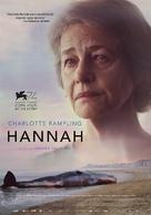 Hannah - Spanish Movie Poster (xs thumbnail)