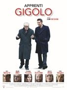 Fading Gigolo - French Movie Poster (xs thumbnail)