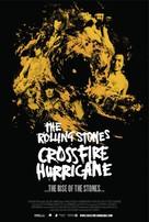 Crossfire Hurricane - British Movie Poster (xs thumbnail)
