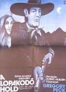 The Stalking Moon - Hungarian Movie Poster (xs thumbnail)