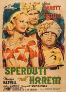Lost in a Harem - Italian Movie Poster (xs thumbnail)