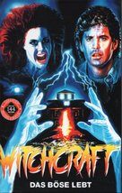 La casa 4 (Witchcraft) - German DVD cover (xs thumbnail)
