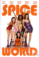 Spice World - DVD cover (xs thumbnail)