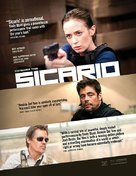 Sicario - For your consideration movie poster (xs thumbnail)
