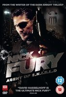 Nick Fury: Agent of Shield - British DVD cover (xs thumbnail)