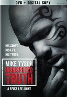 Mike Tyson: Undisputed Truth - DVD movie cover (xs thumbnail)