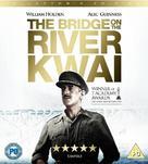 The Bridge on the River Kwai - British Blu-Ray cover (xs thumbnail)