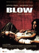 Blow - French Movie Poster (xs thumbnail)