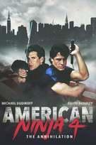 American Ninja 4: The Annihilation - Movie Cover (xs thumbnail)