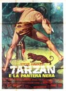 Tarzán y el arco iris - Italian Movie Poster (xs thumbnail)