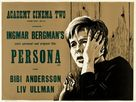 Persona - British Movie Poster (xs thumbnail)