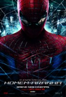 The Amazing Spider-Man - Brazilian Movie Poster (xs thumbnail)