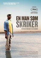 Un homme qui crie - Swedish Movie Poster (xs thumbnail)