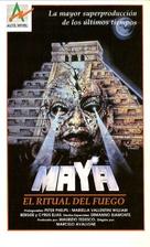 Maya - Argentinian VHS cover (xs thumbnail)