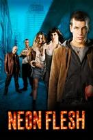 Carne de neón - DVD movie cover (xs thumbnail)