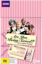 """Are You Being Served?"" - Australian DVD movie cover (xs thumbnail)"