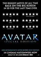 Avatar - British Movie Poster (xs thumbnail)