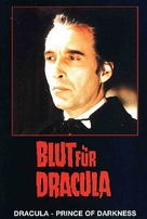 Dracula: Prince of Darkness - German Movie Cover (xs thumbnail)