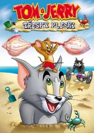 """The New Adventures of Tom and Jerry"" - Czech DVD cover (xs thumbnail)"