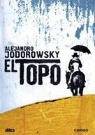 El topo - Spanish Movie Cover (xs thumbnail)