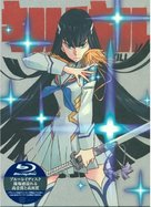 """Kill La Kill"" - Japanese Blu-Ray movie cover (xs thumbnail)"