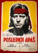 Apache - Yugoslav Movie Poster (xs thumbnail)