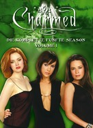 """Charmed"" - German DVD movie cover (xs thumbnail)"