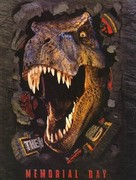 The Lost World: Jurassic Park - Movie Poster (xs thumbnail)