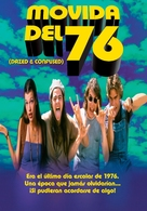 Dazed And Confused - Spanish Movie Cover (xs thumbnail)