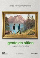 Gente en sitios - Spanish Movie Poster (xs thumbnail)