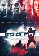 Triple 9 - Swiss Movie Poster (xs thumbnail)