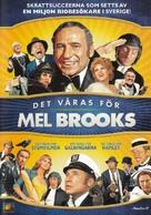 Silent Movie - Swedish DVD cover (xs thumbnail)