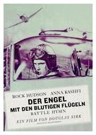 Battle Hymn - German DVD cover (xs thumbnail)