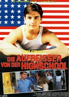 Losin' It - German Movie Poster (xs thumbnail)