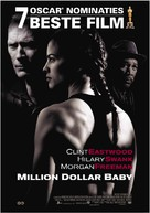 Million Dollar Baby - Dutch Movie Poster (xs thumbnail)