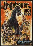 Behemoth, the Sea Monster - German Movie Poster (xs thumbnail)