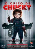 Curse of Chucky - Brazilian Movie Cover (xs thumbnail)