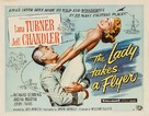 The Lady Takes a Flyer - Movie Poster (xs thumbnail)