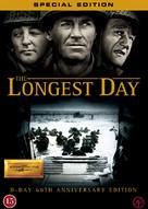 The Longest Day - Danish DVD movie cover (xs thumbnail)