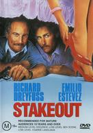 Stakeout - Australian Movie Cover (xs thumbnail)