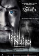 The Woman in Black - Argentinian Movie Poster (xs thumbnail)