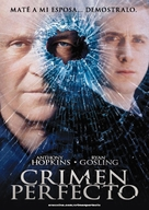 Fracture - Uruguayan DVD cover (xs thumbnail)