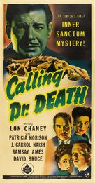 Calling Dr. Death - Movie Poster (xs thumbnail)
