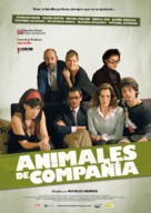 Animales de compañía - Spanish Movie Poster (xs thumbnail)