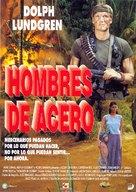 Men Of War - Spanish Movie Poster (xs thumbnail)