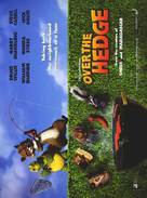 Over The Hedge - British Movie Poster (xs thumbnail)