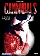 Mondo cannibale - DVD cover (xs thumbnail)