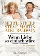 It's Complicated - German Movie Poster (xs thumbnail)